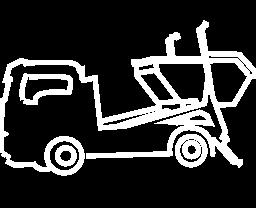 odvoz odpadu kontajnermi a likvidácia čiernych skládok