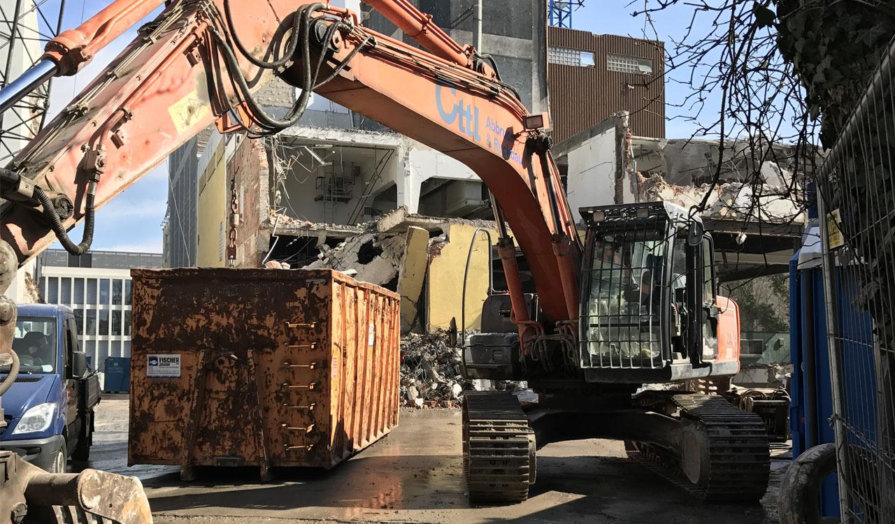 Buracie zemne a vykopove prace