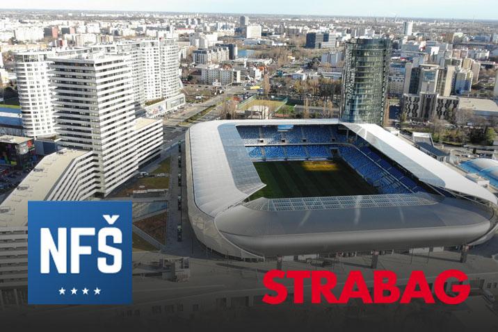 Národný futbalový štadión - Strabak